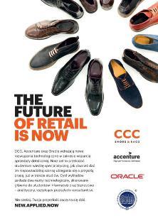 Kolejne spotkana oraz staże z CCC, Accenture i Oracle