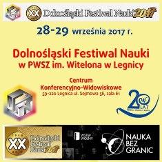 Dolnośląski Festiwal Nauki w PWSZ im. Witelona w Legnicy