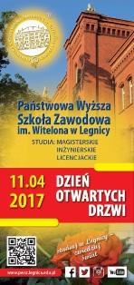 Dzień Otwartych Drzwi w PWSZ im. Witelona w Legnicy !