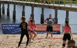Festiwal Plażowych Gier Zespołowych – Kormoran Beach Party Legnica 2017