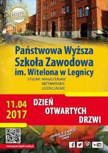 Program Dnia Otwartych Drzwi w PWSZ im. Witelona w Legnicy
