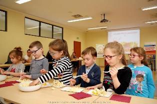 Edukacja żywieniowa w wykonaniu studentów Dietetyki !