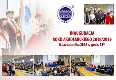 Inauguracja roku akademickiego 2018/2019 w PWSZ im. Witelona w Legnicy