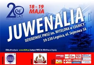 Juwenalia 2018 w PWSZ im. Witelona w Legnicy !