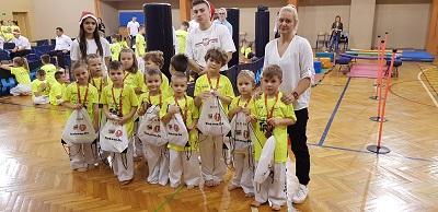 Intensywny koniec 2019 roku w Legnickim Klubie Taekwon-do