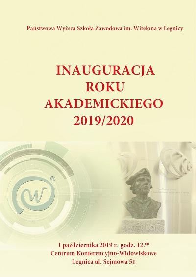 Inauguracja roku akademickiego 2019/2020 w PWSZ im. Witelona w Legnicy