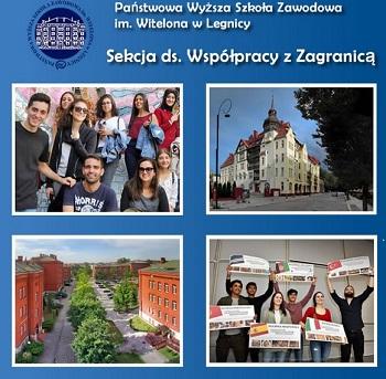 Oferta Biura Współpracy z Zagranicą w roku akademickim 2019/2020