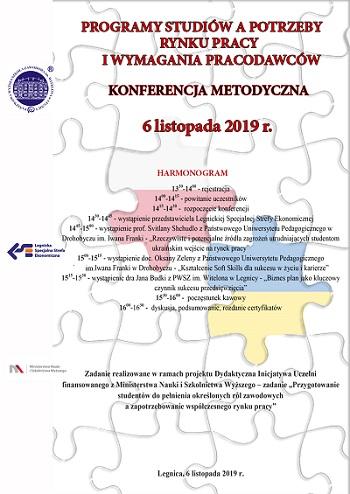 Programy studiów a potrzeby rynku pracy i wymagania pracodawców