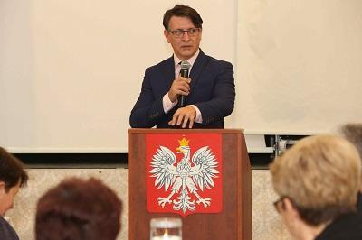 Nowy rok akademicki na Uniwersytecie Trzeciego Wieku PWSZ im. Witelona w Legnicy w Ścinawie