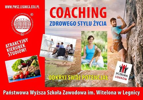 Zadbaj o zdrowie swoje i innych - wybierz Coaching zdrowego stylu życia!