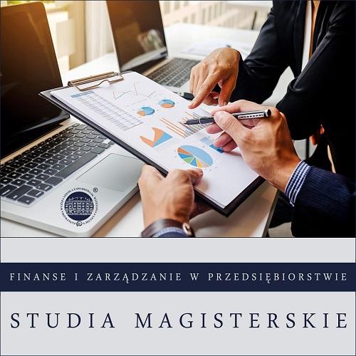 Finanse i zarządzanie w przedsiębiorstwie