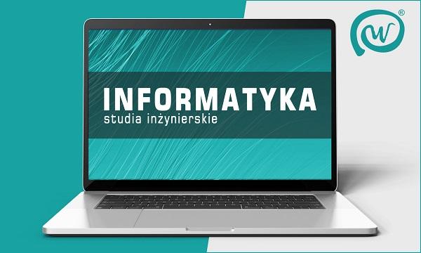 Informatyka – studia z pasją!
