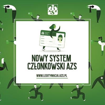 Nowa legitymacja AZS