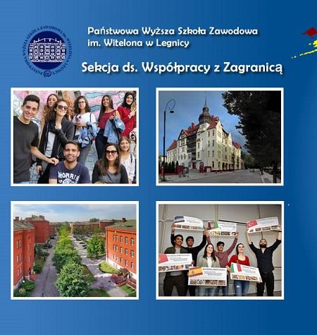 Oferta Biura Współpracy z Zagranicą w roku akademickim 2020/2021