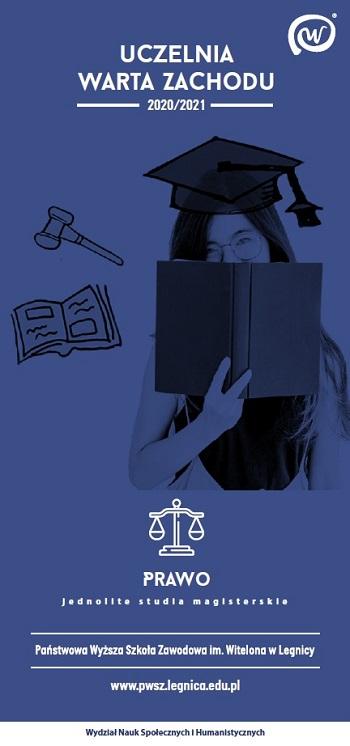 Obierz kurs na Prawo w PWSZ im. Witelona w Legnicy