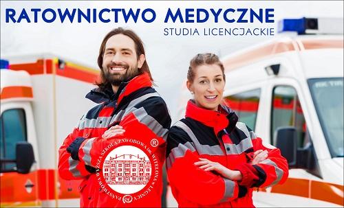 Ratownictwo medyczne – studia z pasją