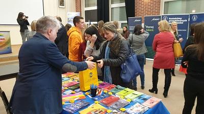 X Powiatowe Targi Edukacji i Pracy w Sulechowie
