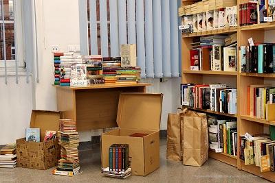 Zebrano ponad 2500 książek dla Biblioteki w Płóczkach Górnych