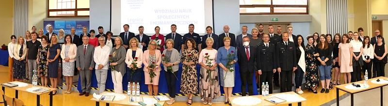 Gala Partnerów Wydziału Nauk Społecznych i Humanistycznych