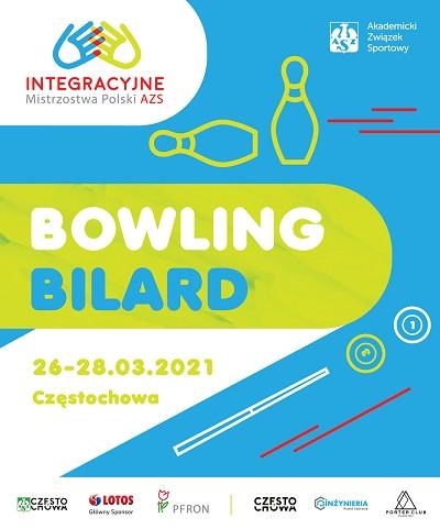 Integracyjne Mistrzostwa Polski AZS w Bowlingu i Bilardzie