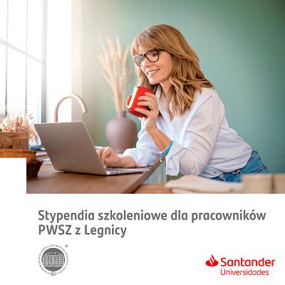 Aplikuj o stypendia szkoleniowe programu Santander Universidades!
