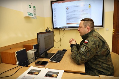 Zajęcia z 10. Brygadą Kawalerii Pancernej im. gen. broni Stanisława Maczka w Świętoszowie
