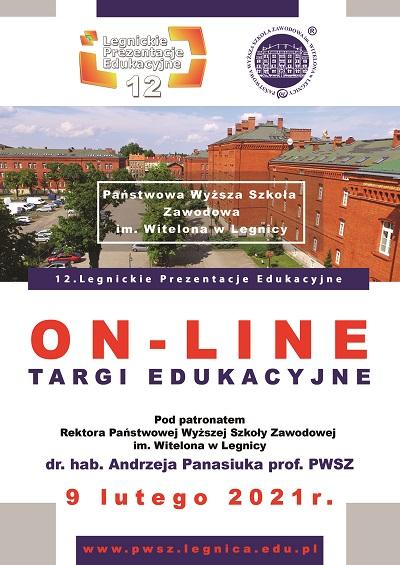 Zaplanuj karierę na XII Legnickich Prezentacjach Edukacyjnych w PWSZ im. Witelona w Legnicy
