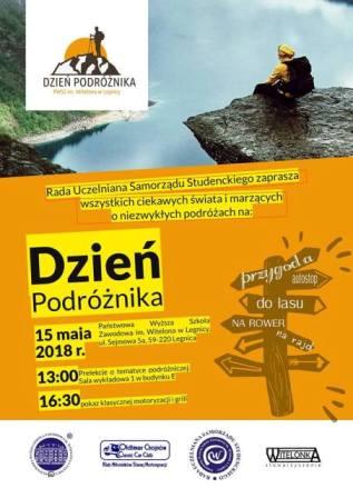 Dzień Podróżnika w PWSZ im. Witelona w Legnicy