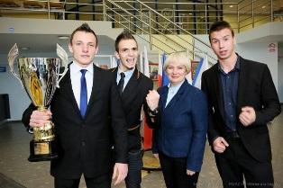 Zespół Szkół Elektryczno-Mechanicznych w Legnicy zwycięzcą V edycji Gry Miejskiej !