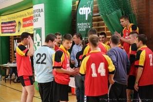Za nami Akademickie Mistrzostwa Polski w Piłce Ręcznej Mężczyzn