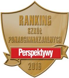 ALO wysoko w rankingu Perspektyw !