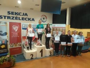 Patrycja Kubisztal najlepsza na Akademickich Mistrzostwach Polski !
