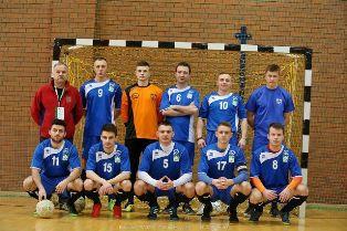 XXXIV Akademickie Mistrzostwa Polski w Futsalu Mężczyzn