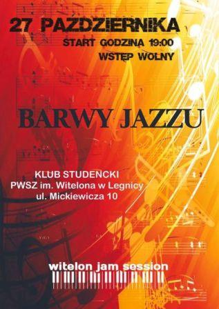Barwy Jazzu na inauguracji wspólnego jammowania !