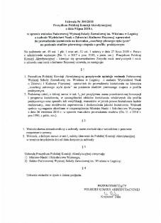 Coaching zdrowego stylu życia – nowy kierunek już wkrótce w PWSZ im. Witelona w Legnicy !
