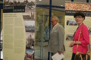 """O historii Śląska na wystawie """"Miasto i Czas"""""""
