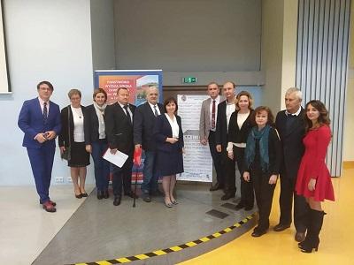 Państwowa Wyższa Szkoła Zawodowa im. Witelona w Legnicy gościła delegację z Ukrainy
