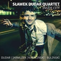 Druga płyta zespołu Sławek Dudar Quartet wydana !