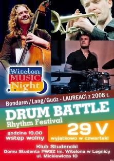 "Rusza ""Festiwal Rytmu Drum Battle"" !"