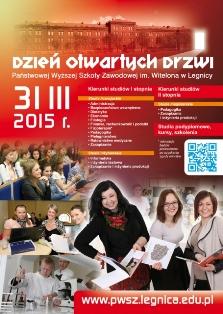 Zapraszamy na Dzień Otwartych Drzwi 2015