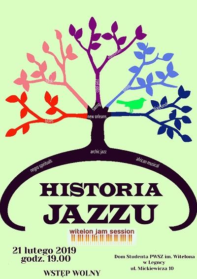 W Akademiku o Historii Jazzu
