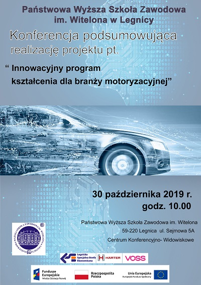 Innowacyjny program kształcenia dla branży motoryzacyjnej
