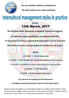 Intercultural management styles in practice