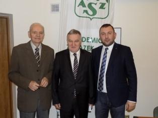 Jacek Kiełb w Zarządzie DOŚ AZS