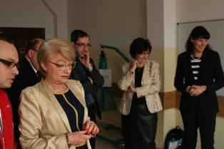 Wizyta przedstawicieli Städtisches Klinikum Görlitz gGmbH