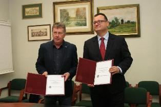 Koleje Dolnośląskie S.A. partnerem naszej Uczelni !
