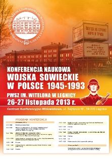 Wojska Sowieckie w Polsce w latach 1945-1993