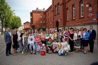 Goście z Kresów Wschodnich zapoznali się z ofertą naszej Uczelni