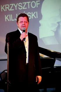 Krzysztof Kiljański na zakończenie sezonu Witelon Music Night