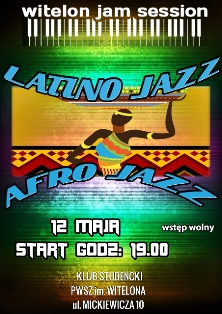 Latino Jazz podczas Witelon Jam Session